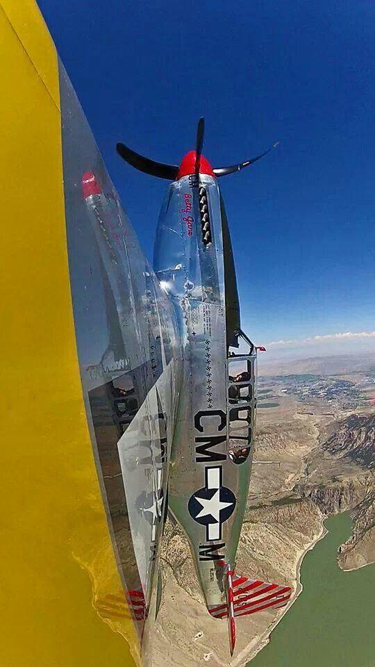 Aircraft P-51 vertical.Classic Car Art&Design @classic_car_art #ClassicCarArtDesign