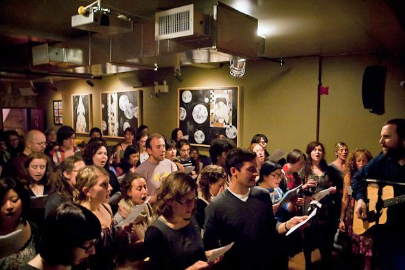 The top open choir groups to join in Toronto know you might not be ready for center stage, but you do owe the world your golden voice. You were made to create harmonies that can melt the heart, so maybe it's time to join a choir and find your inner...