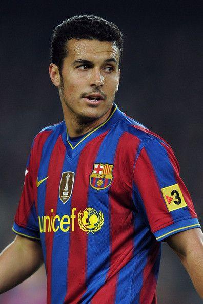 Pedro Rodríguez Ledesma is a Spanish footballer. He was born in Santa Cruz de Tenerife, Tenerife.