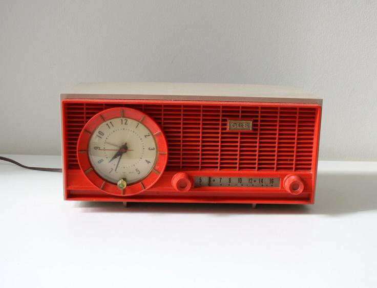 CBS Red Clock.