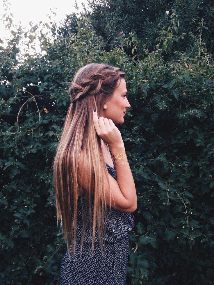 Halo Braid #hair