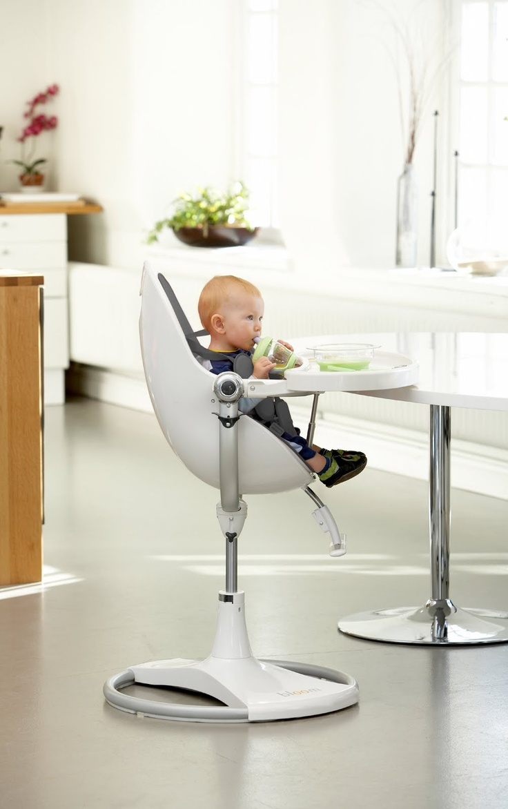 Bloom high chair chrome - Ultimate Urban Chic From Bloom New Fresco Chrome Coming Soon