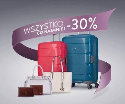 Odświeżamy promocję -30% na wszystko! Aż do niedzieli wszystkie produkty PUCCINI kupisz z przynajmniej 30% rabatem! Także w sklepie online: http://bit.ly/1UCYBIt