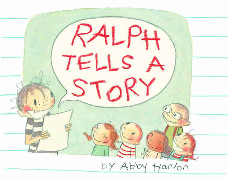 Ralph Tells a Story is a must-have picture book to inspire young writers. Teachers who teach writing workshop shouldn't be without it!
