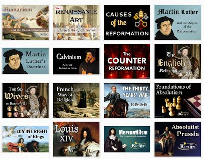 Free Technology for Teachers: Dozens of Great PowerPoints for AP History Students & Teachers