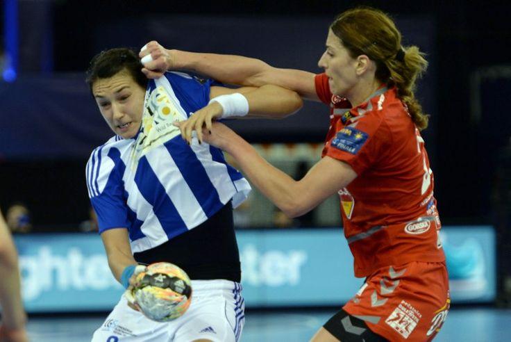 **VIDEO** Vardar - Buducnost 17-27. Cristina Neagu va juca din nou în finala Ligii Campionilor