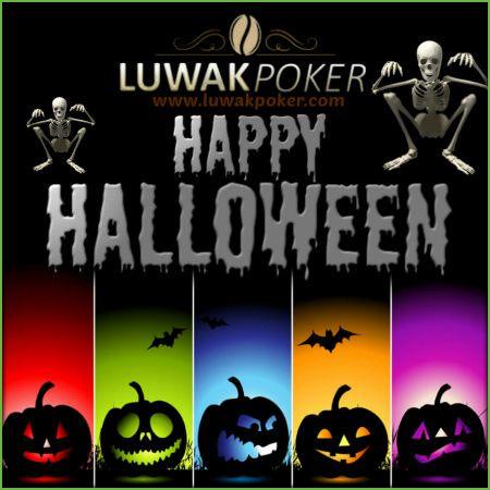Happy Halloween  Supported by : Luwakpoker, Agen poker online terpercaya indonesia  #KataMutiara #Kata_mutiara #katalucu #katainspirasi #katamotivasi #fotolucu #fotoinspirasi #fotomotivasi #CrewZ #katabijak #luwakpoker #agenpokerterpercaya
