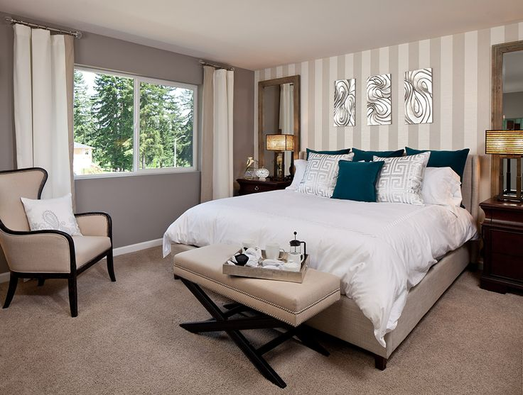Best 64 Best Images About Masterbedroom Accent Wall On 400 x 300