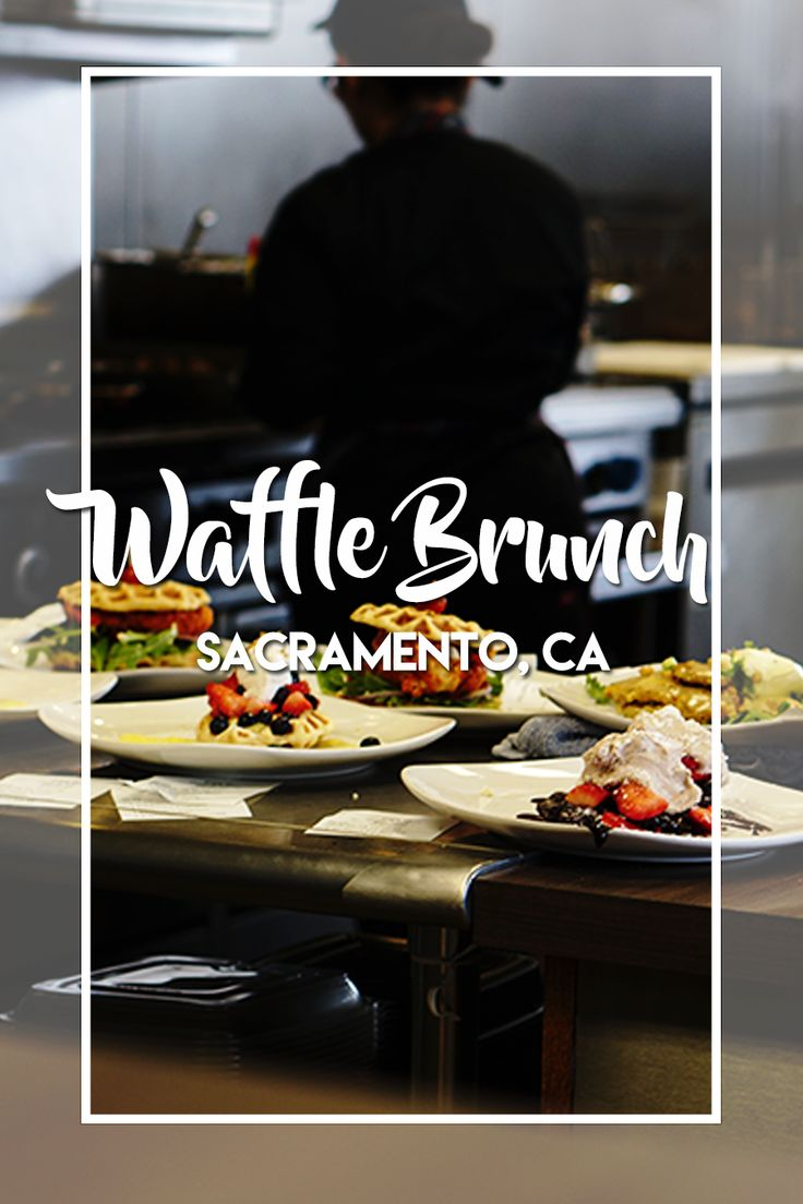 The Waffle Experience is an exceptional place for brunch. If you love everything belgian waffles, this is the place for you. As you step in this restaurant, you would think they should be located in downtown Sacramento, unfortunately they were outbid by Wahoo's Fish Taco. This place is nestled in Natomas, about 10 minutes north of downtown Sacramento.
