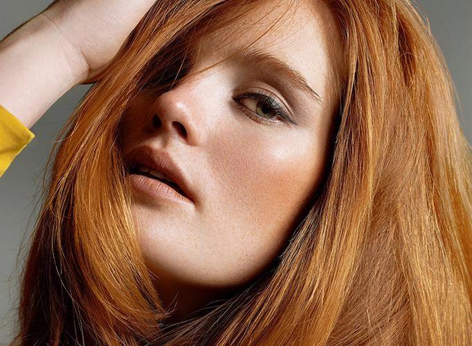 Les 25 meilleures id es concernant cheveux de cuivre clair - Coloration blond venitien ...