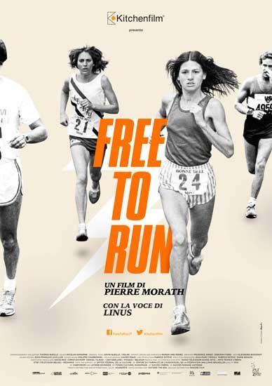 non solo cinecomic, questo weekend al cinema anche free to run, il documentario di Pierre Morath che ci rammenta la battaglia dei diritti nella corsa. incredibile!