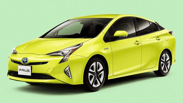 A Toyota Prius Now Saves Even More Energy With This Extra Bright