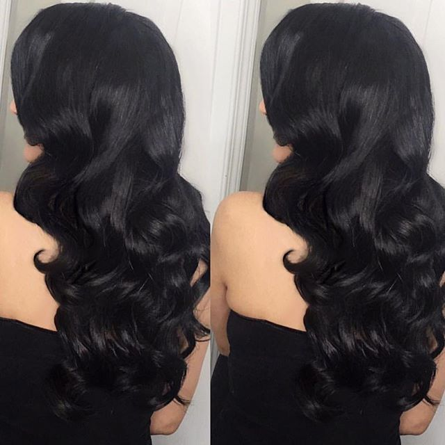 25 trending black hair extensions ideas on pinterest black bombay hair extensions a must when perfecting your lookstyled by hairmakeupbyamberali achieve this look pmusecretfo Image collections