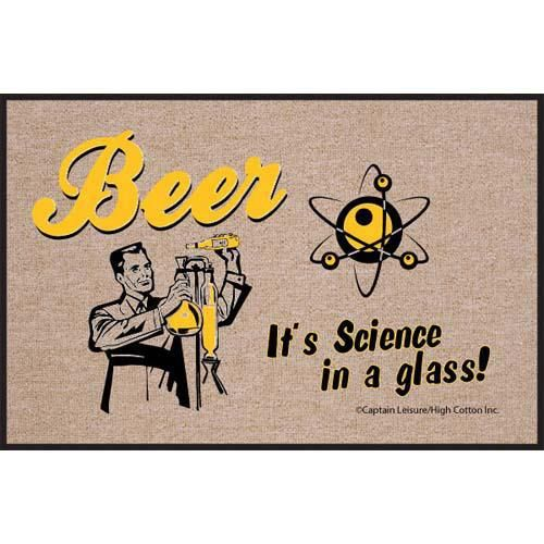 I feel smarter with every beer I finish!