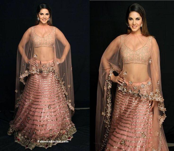 New Party Wear Designer Peach Nylon Net Bollywood Style Indian Lehenga Choli | eBay