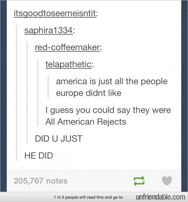 """Tumblr - Oh, Yes he did"" Perfect!"