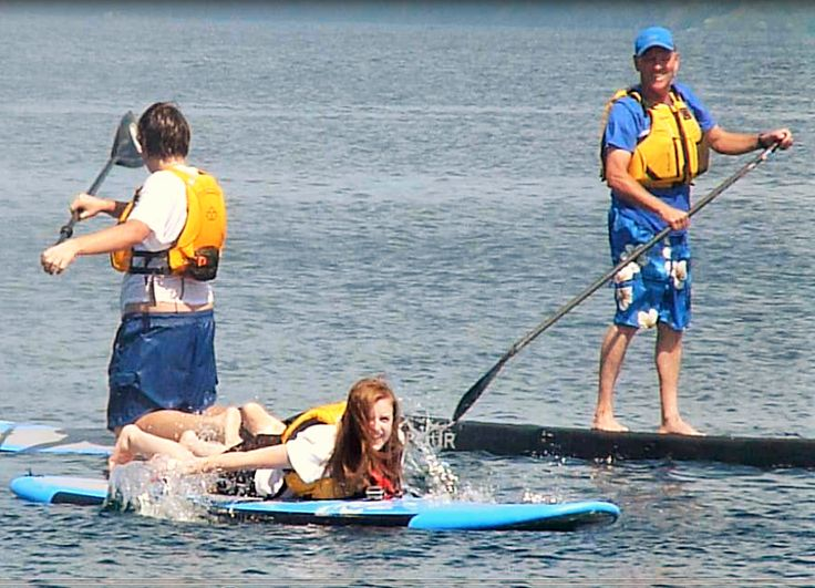 Canoe, Kayak, Stand Up Paddle Board Adventures, Lessons, & Rentals. Barrie and Penetanguishene, Ontario. 705 881-5533