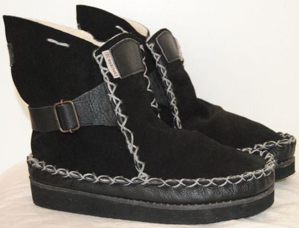New look for winter 2014.  Basic black - always a winner