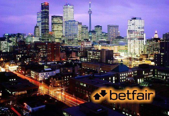 Букмекер Betfair уходит с канадского рынка азартных онлайн-игр.  Британский оператор азартных онлайн-игр Betfair сообщил игрокам Канады, что покидает их с 14 января 2016 года.