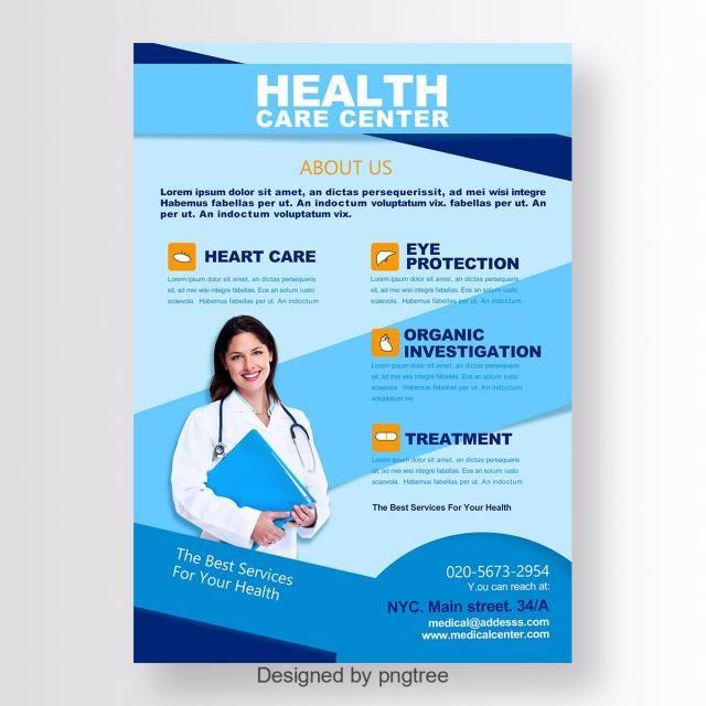 Medical Flyer Medical Health Care Flyer Flyer Template
