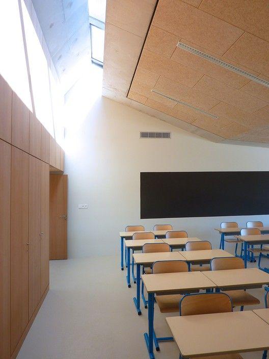 Benfeld Aristide Briand Primary School,Courtesy of Lionel Debs Architectures