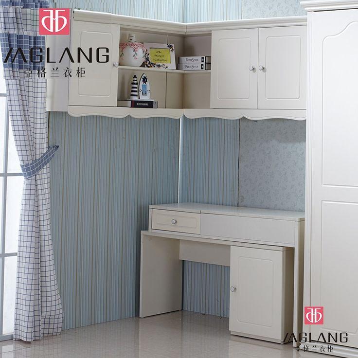 Menghemat ruang bedroom furniture murphy tidur lipat dinding tempat tidur dengan bergerak sudut meja komputer desktop-Tempat tidur-ID produk:60274539970-indonesian.alibaba.com