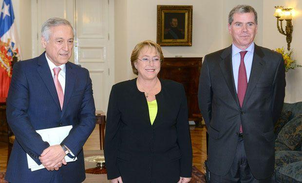 08.07.14: Los escenarios que se abren para Chile tras anunciar presentación de objeciones preliminares ante La Haya | Política | LA TERCERA