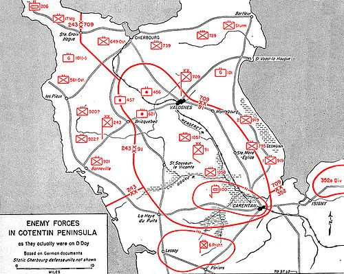 American airborne landings in Normandy - Wikipedia, the free encyclopedia