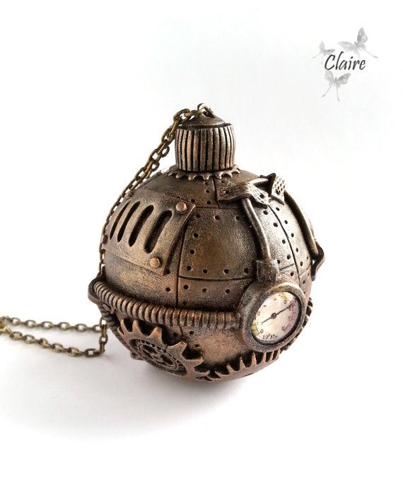 624 Best Images About Steampunk Christmas Extra On Pinterest