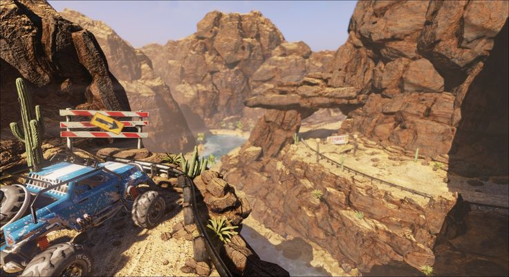 Neat speed tutorial on how to create a desert scene within unreal.
