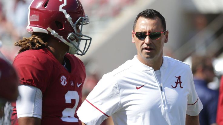 Steve Sarkisian on possible rust: 'We'll find out Monday'