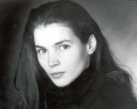 Julia Ormond in youth