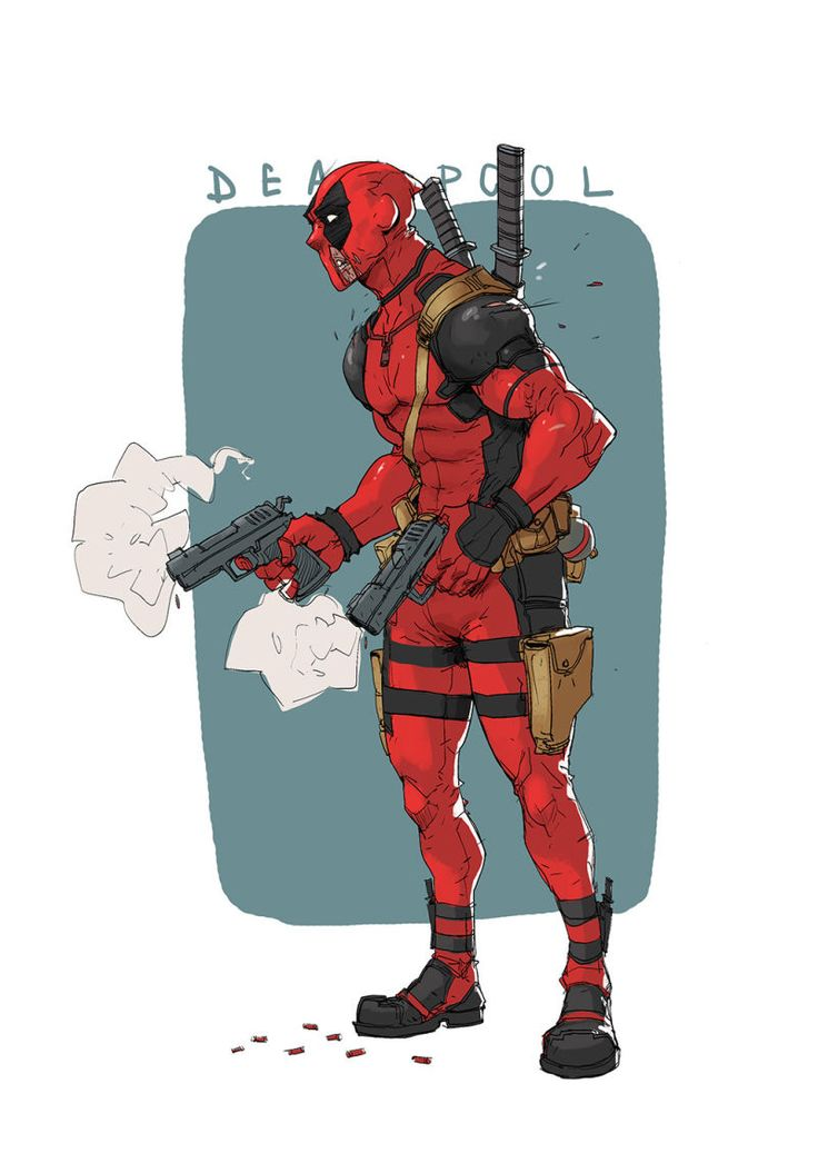 a character analysis of the x man character deadpool Deadpool's powers and personality traits combine to make a wild,  deadpool 2 totally ruins x-men's already ludicrous movie timeline.