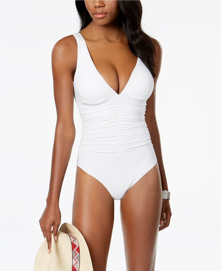 2bda9dd229 Coco Reef Solitaire Bra-Sized Underwire Allover Slimming One-Piece Swimsuit,  Available in