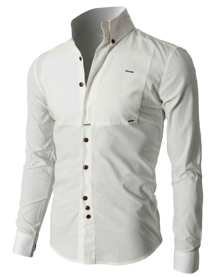 Chemise blanche.
