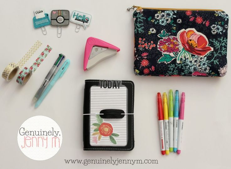 These are my favorite planner supplies Read more at www.genuinelyjennym.com