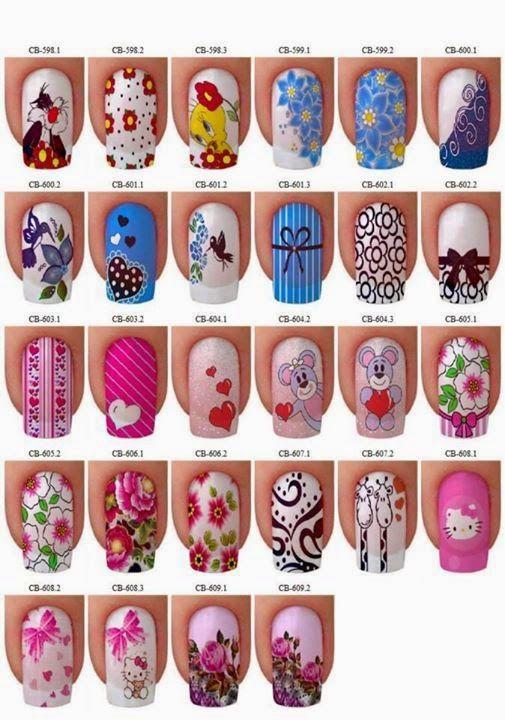 Imagenes de uñas. decpracion galeria de uñas