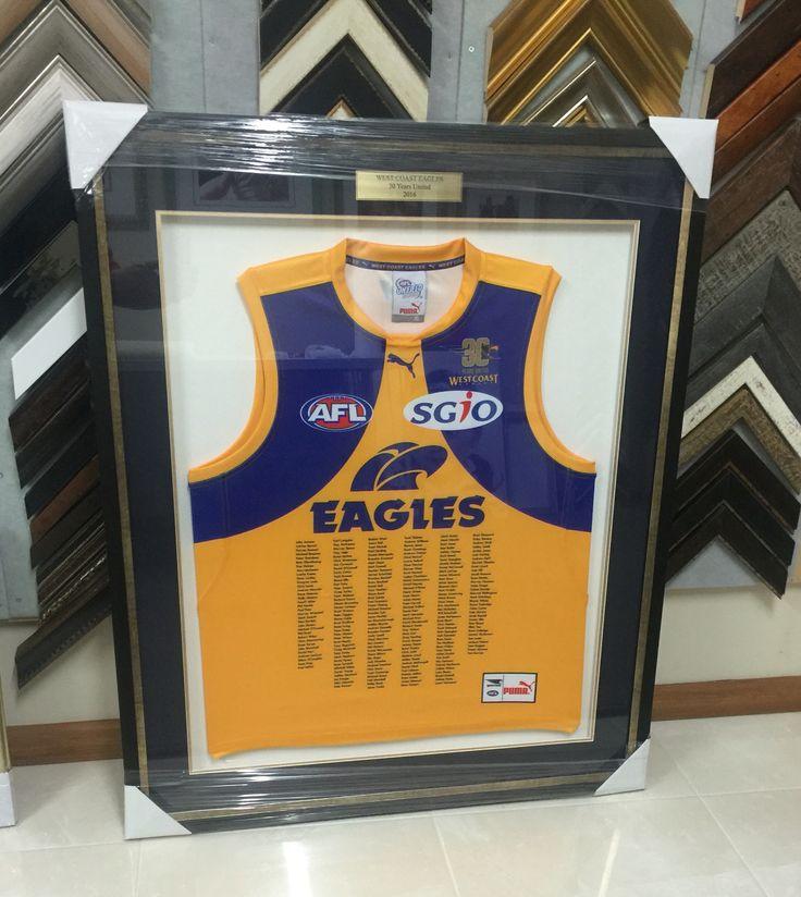 West Coast Eagles 30 Years United