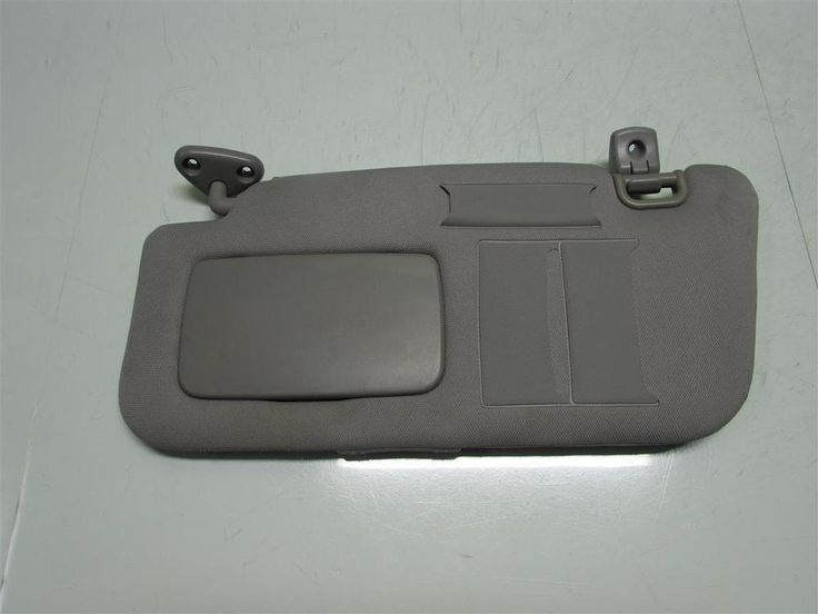 Part/Notes: SUN VISOR, L, P# 92011SA390NE, GRY DRIVER SIDE. For clarity, passenger side refers to right side when sitting in vehicle, and driver side refers to left side when sitting in vehicle. FORESTER 06-08 (without illumination), Driver side. | eBay! #Parts #CarParts #DIYRepair #Subaru #Forester #Outback #Legacy #Impreza #STI #Crosstrek #BRZ #SUV #Cars #WRX #DIY #OEM #Mechanical