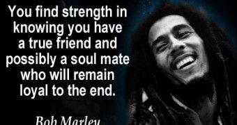 Drake Quotes Bob Marley