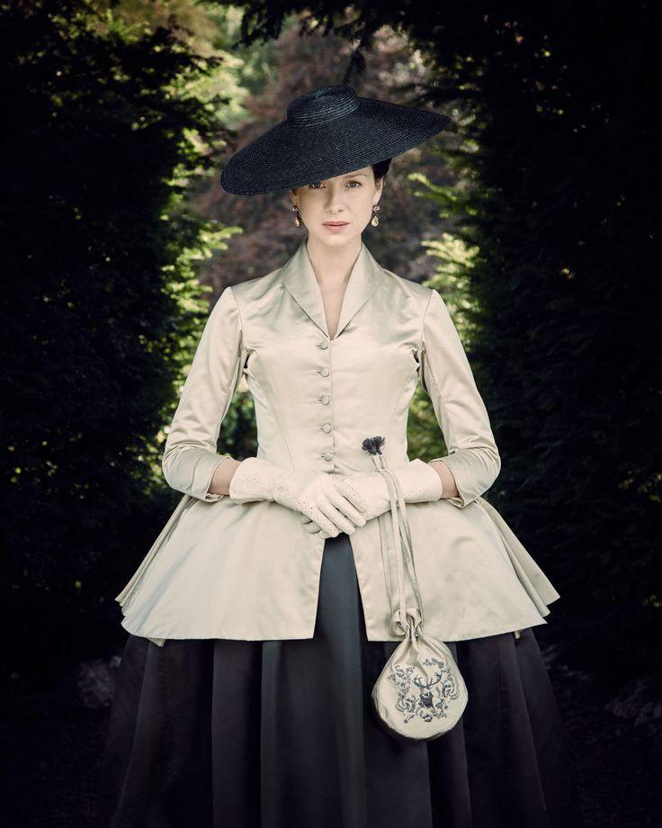 <i>Outlander</i> Costume Designer Terry Dresbach on Season 2 in 18th-Century Paris