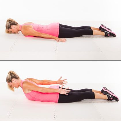 Simple exercises that seem easy to us now will help us greatly in our future. :)