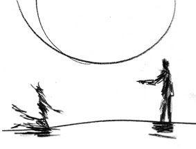 Idiot Wind / 愚かな風: 太陽が眩しいのさ