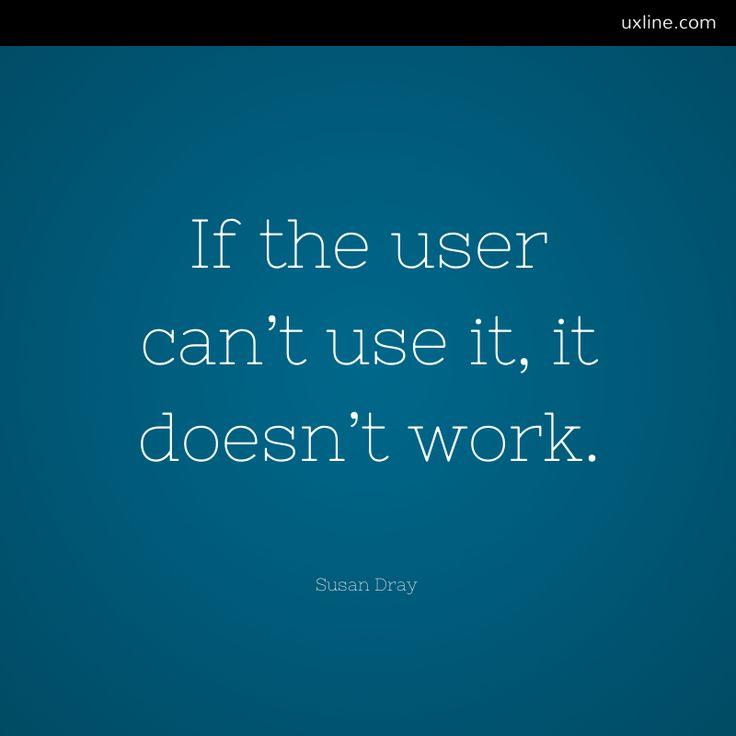 ux, user