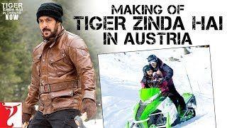 Making of Tiger Zinda Hai in Austria | Salman Khan | Katrina Kaif | Ali Abbas Zafar | lodynt.com |لودي نت فيديو شير
