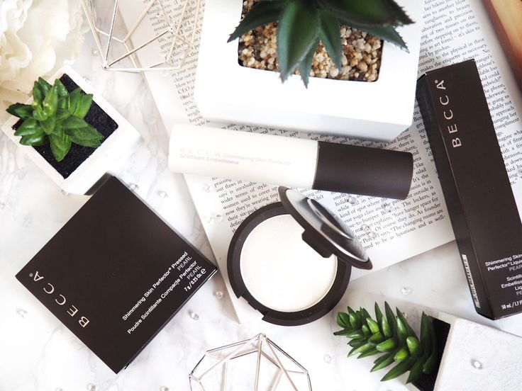 The Best Becca Highlight Shade For Pale Skin | Lady Writes