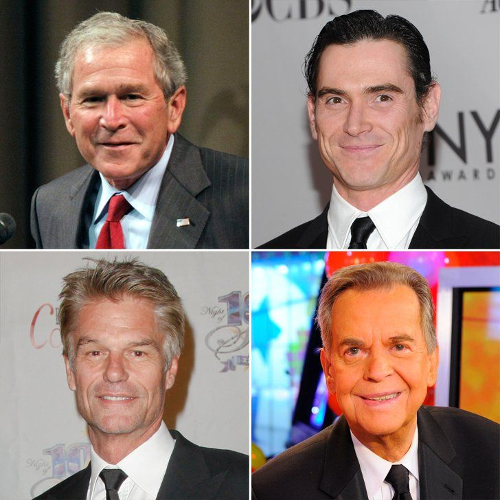 Pin for Later: Greek Life: Famous Fraternity Brothers and Sorority Sisters Delta Kappa Epsilon Delta Kappa Epsilon has had a number of famous frat brothers, including George W. Bush, Billy Crudup, the late Dick Clark, and Harry Hamlin.