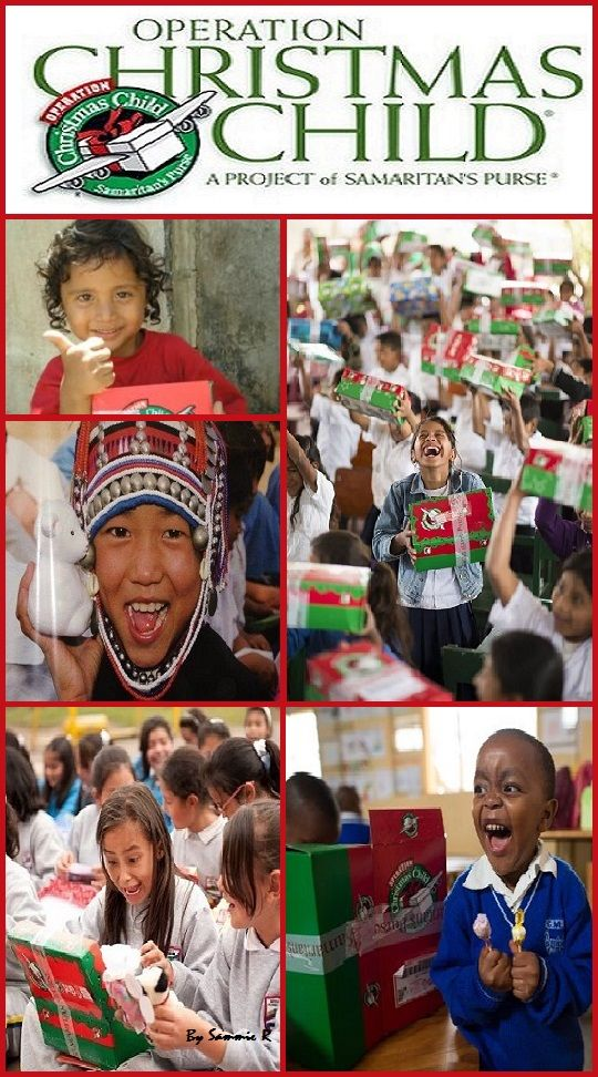 375 best Operation Christmas Child 2 images on Pinterest ...