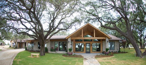 Jewel and Ty Murray's ranch. www.kimlewisdesigns.com.