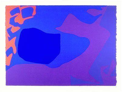 Patrick Heron Gallery | Patrick Heron| Paintings and Prints | Offer Waterman